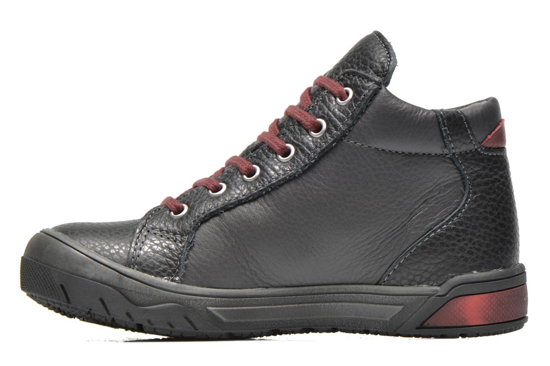 Sneakers Bopy Vixouna Nero immagine frontale