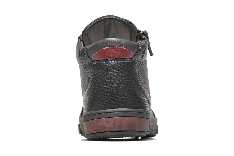 Sneakers Bopy Vixouna Nero immagine destra