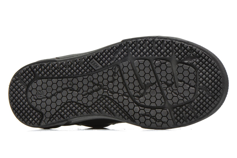 Sneakers Bopy Vixouna Nero immagine dall'alto