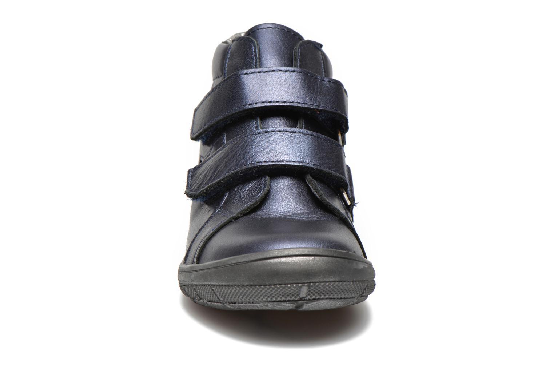 Schoenen met klitteband Bopy Satuvel Blauw model