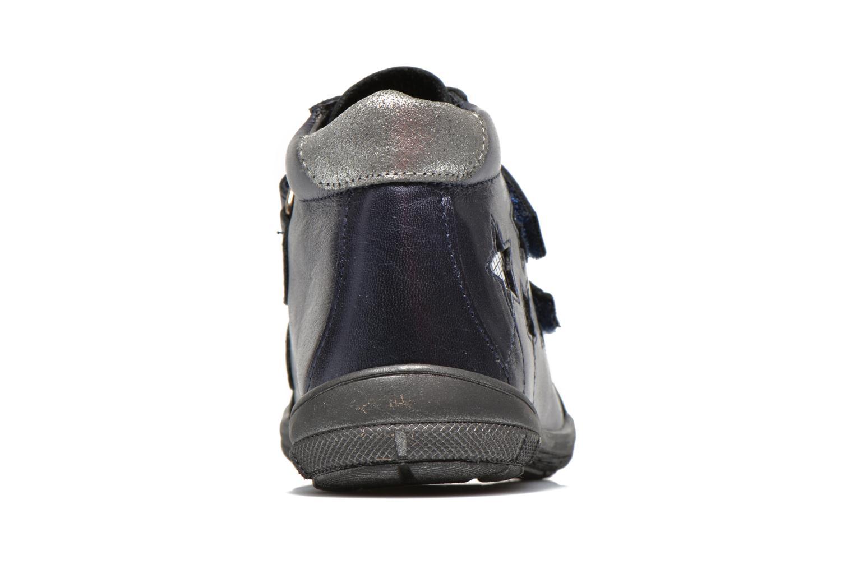 Schoenen met klitteband Bopy Satuvel Blauw rechts