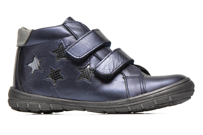 Chaussures à scratch Bopy Satuvel Bleu vue derrière