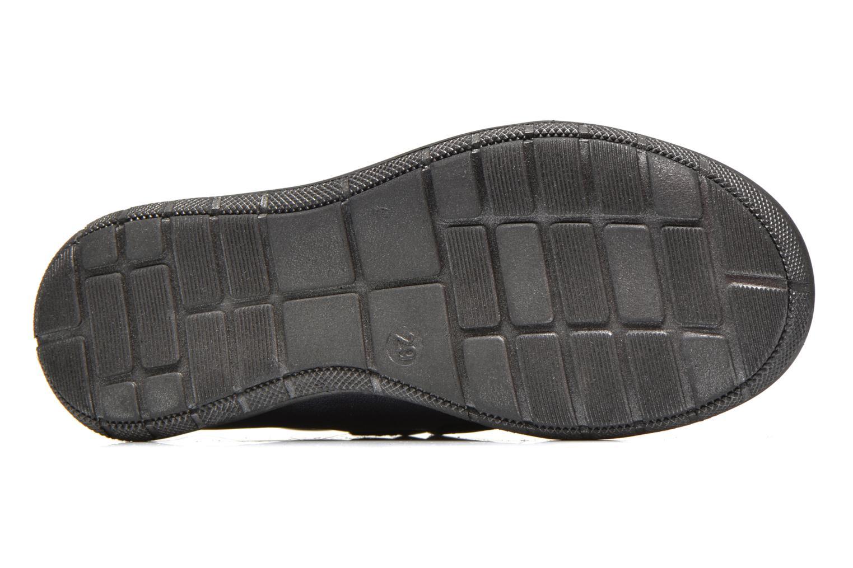 Chaussures à scratch Bopy Satuvel Bleu vue haut