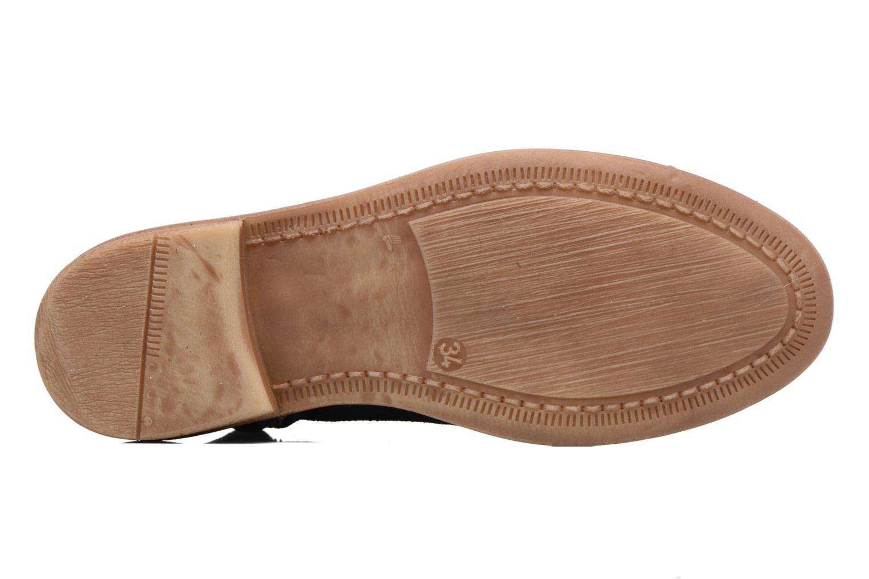 Bottines et boots Acebo's Olivia Bleu vue haut