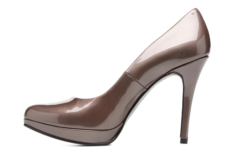 Zapatos de tacón Anna Volodia Copla Marrón vista de frente