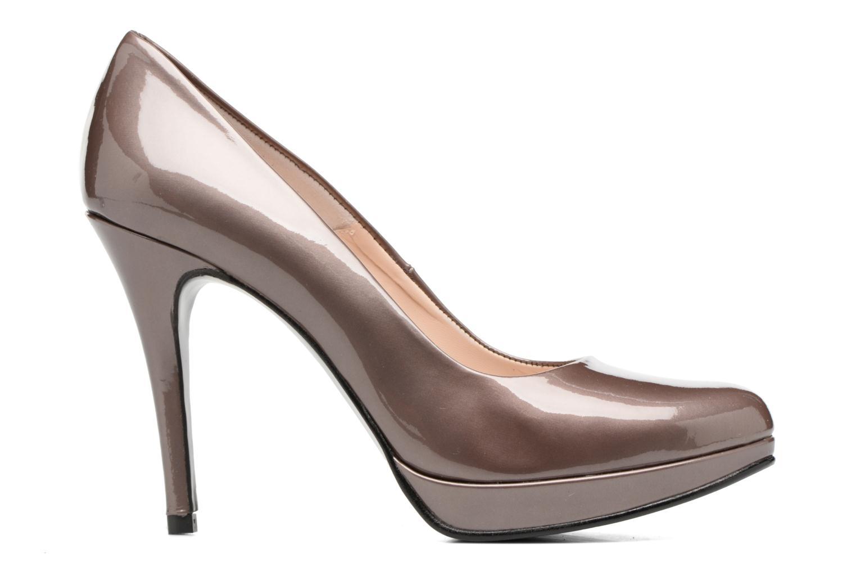 Zapatos de tacón Anna Volodia Copla Marrón vistra trasera