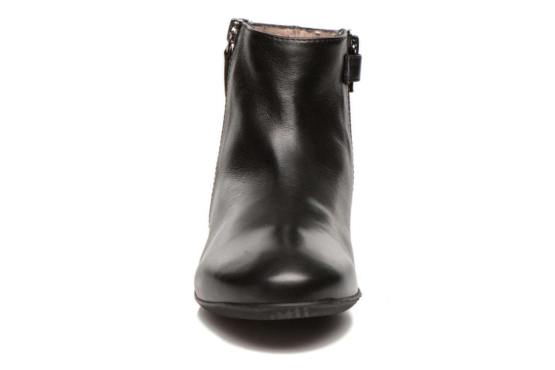 Bottines et boots Unisa Adelmo Noir vue portées chaussures
