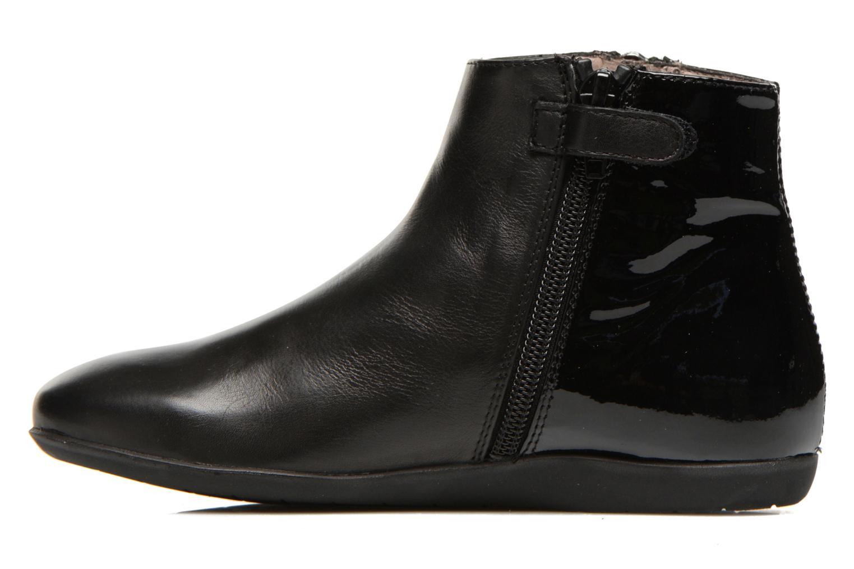 Bottines et boots Unisa Adelmo Noir vue face