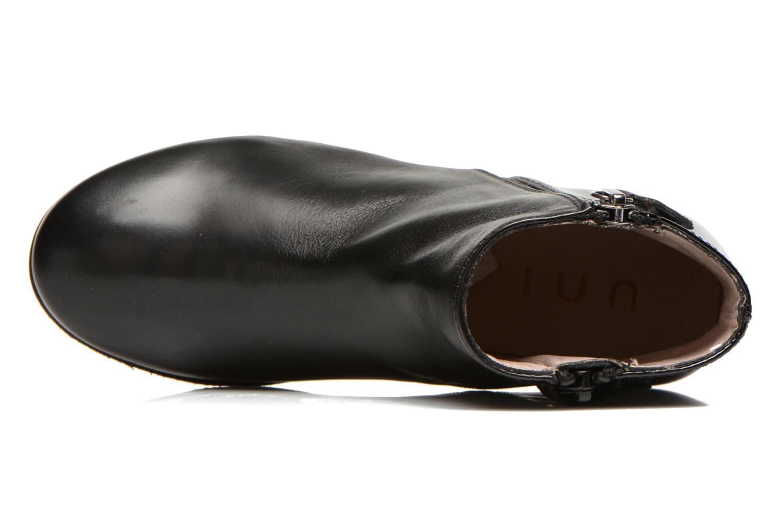 Bottines et boots Unisa Adelmo Noir vue gauche