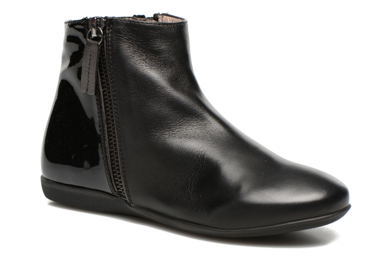 Bottines et boots Unisa Adelmo Noir vue détail/paire
