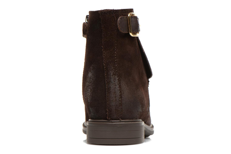 Bottines et boots Unisa Adaris Marron vue droite