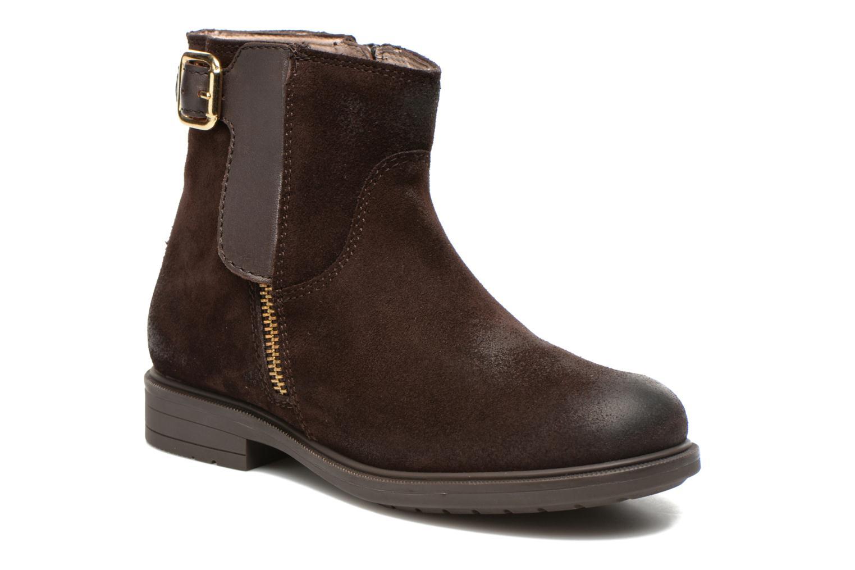 Bottines et boots Unisa Adaris Marron vue détail/paire