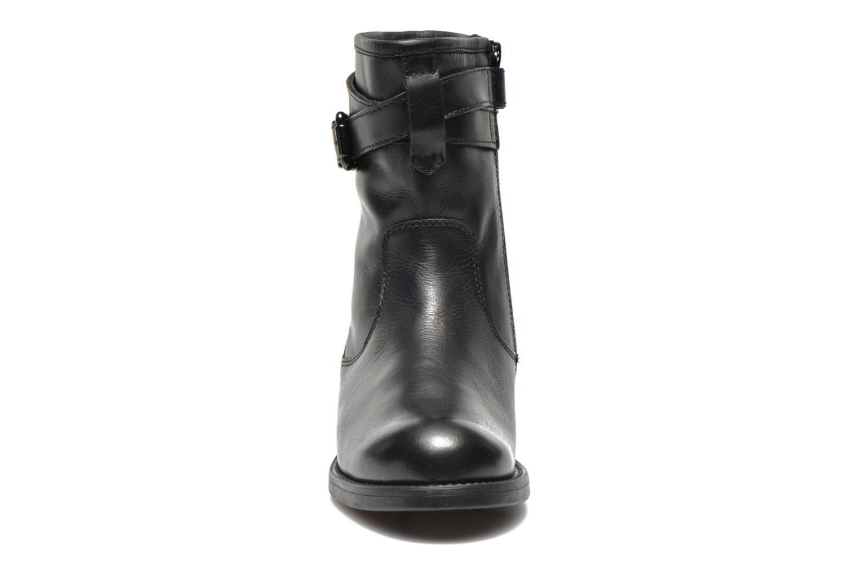 Bottes Unisa Gomiz Noir vue portées chaussures