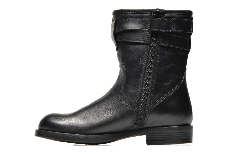 Boots & wellies Unisa Gomiz Black front view