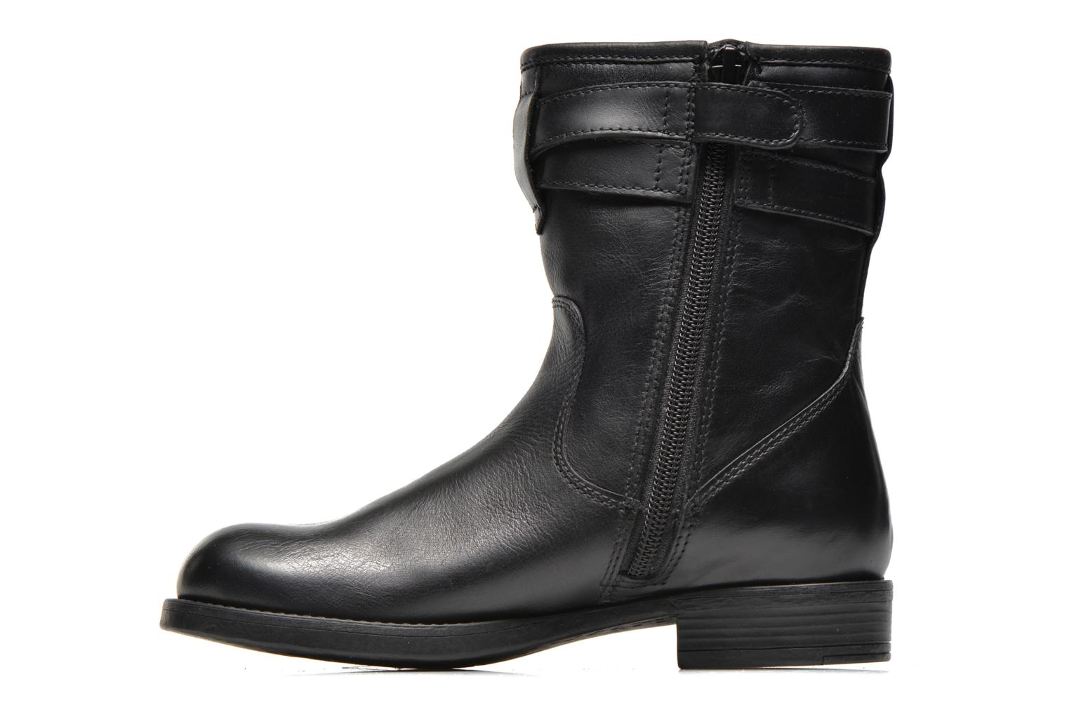 Boots & wellies Unisa Gomiz Black front view