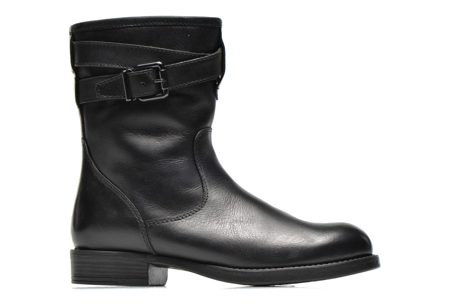 Boots & wellies Unisa Gomiz Black back view