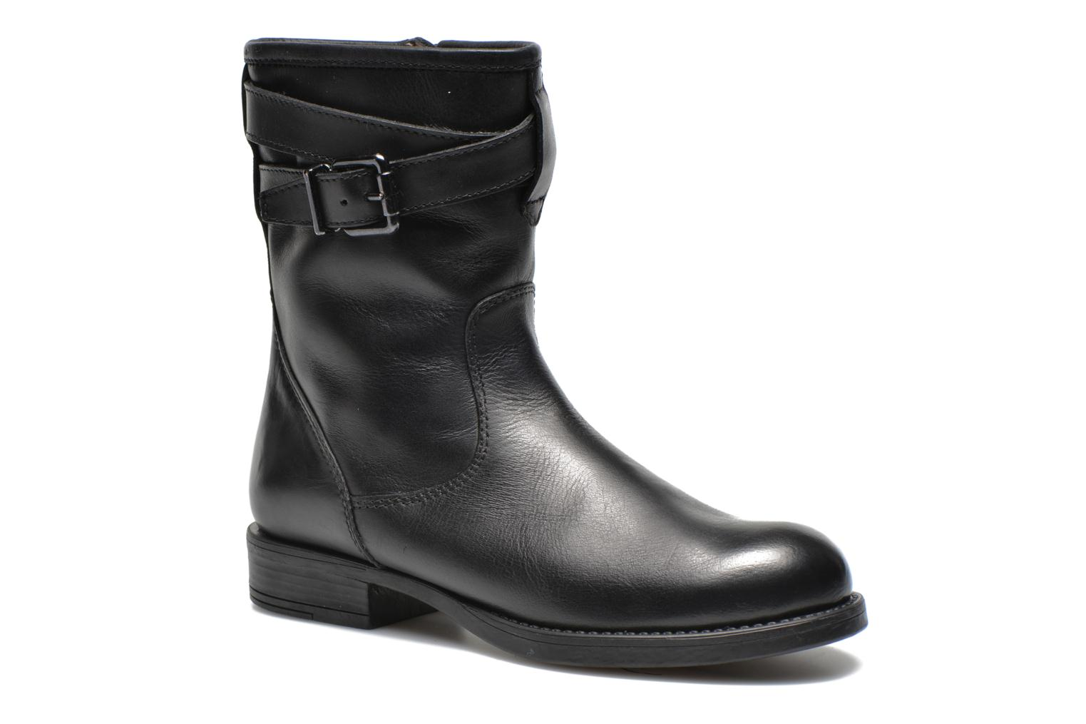 Boots & wellies Unisa Gomiz Black detailed view/ Pair view