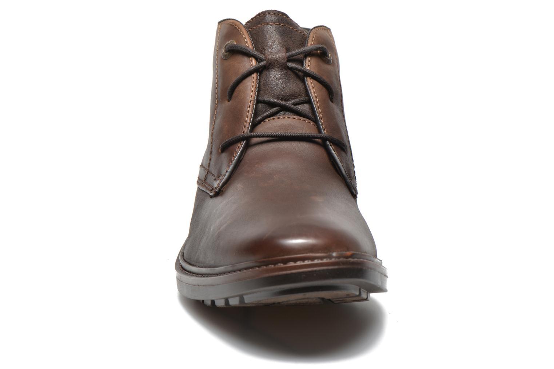 Chaussures à lacets Josef Seibel Oscar II Marron vue portées chaussures