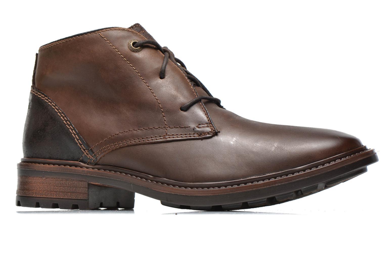 Chaussures à lacets Josef Seibel Oscar II Marron vue derrière