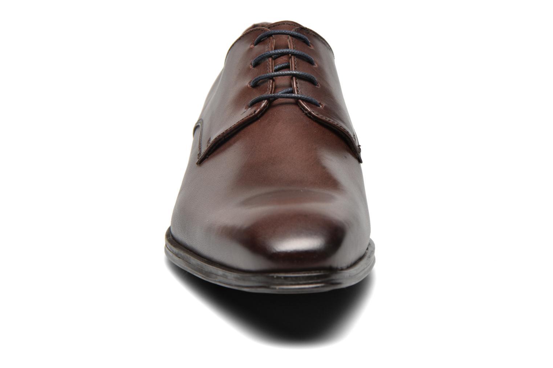 Chaussures à lacets Marvin&Co Thermine Marron vue portées chaussures