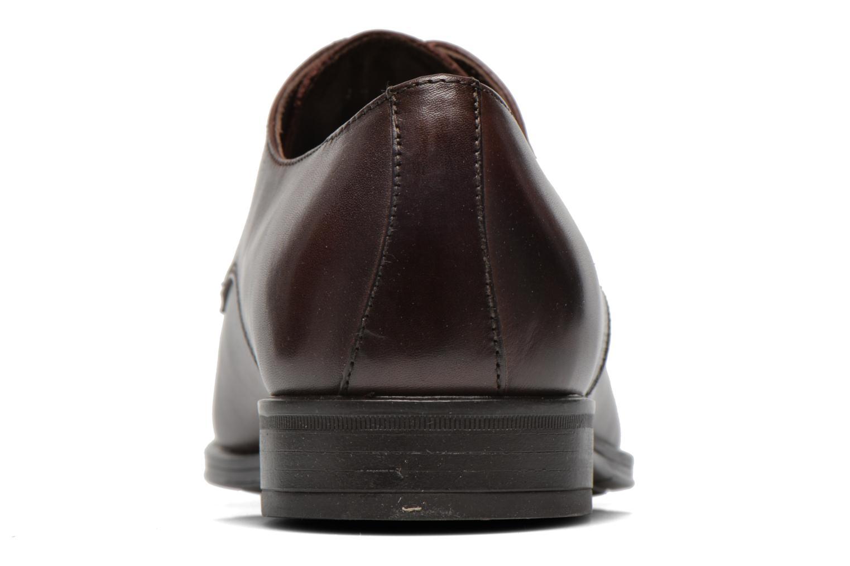 Chaussures à lacets Marvin&Co Thermine Marron vue droite