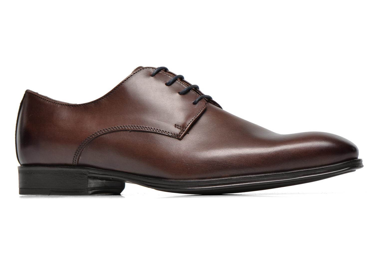 Chaussures à lacets Marvin&Co Thermine Marron vue derrière