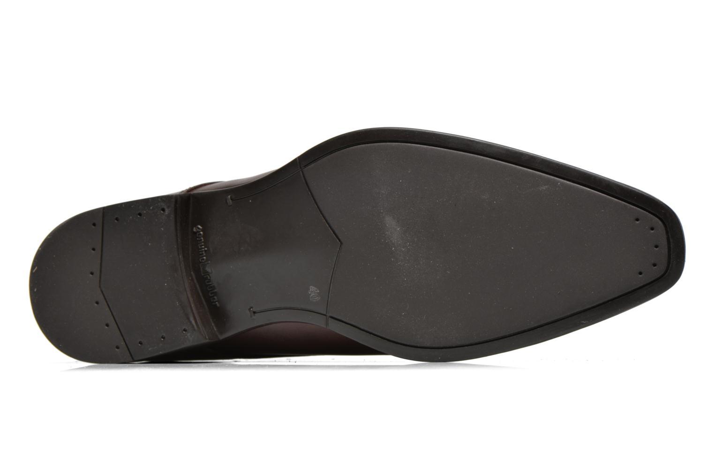 Chaussures à lacets Marvin&Co Thermine Marron vue haut
