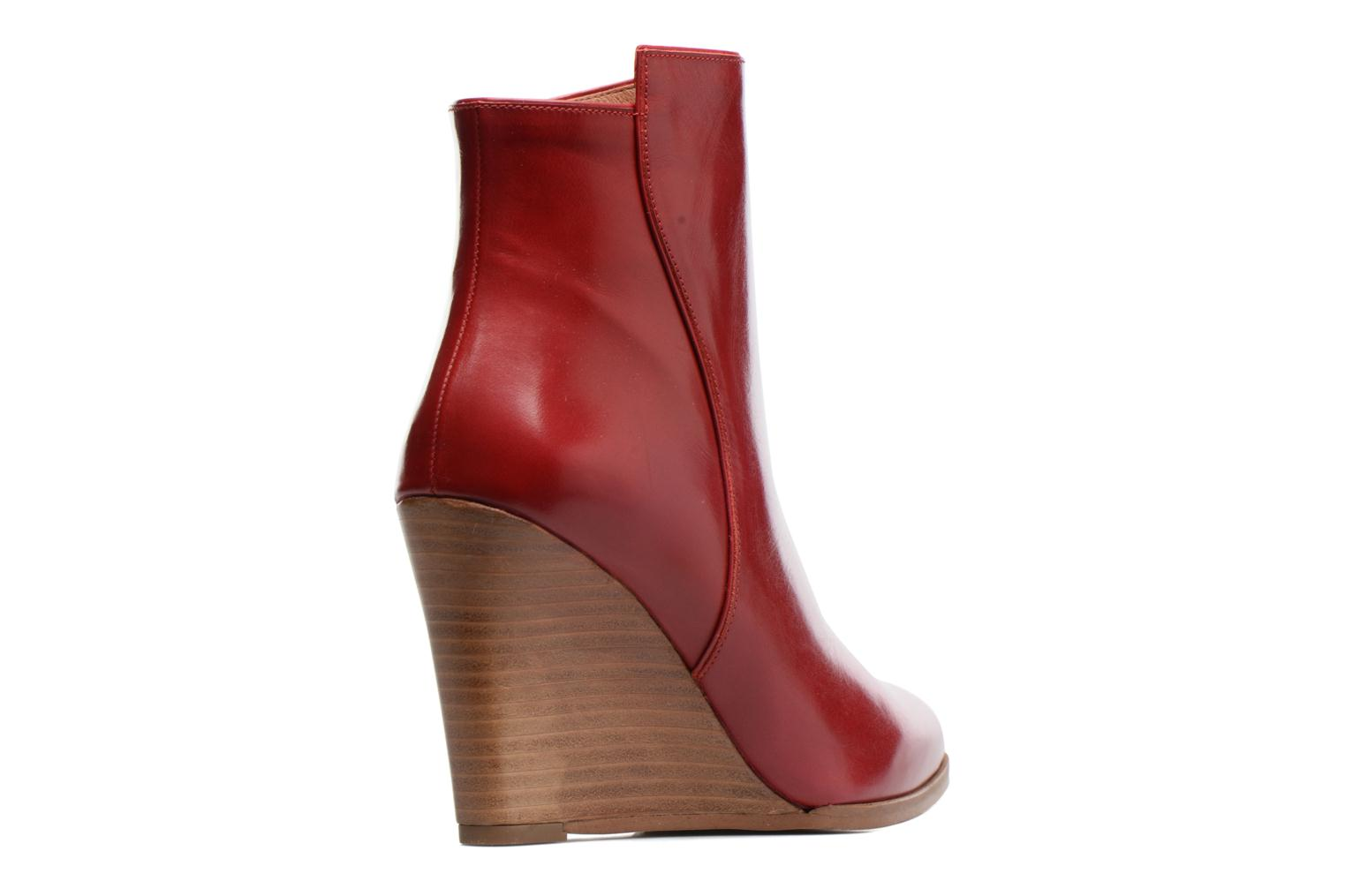 Boots Camp #11 Rodepe rouge