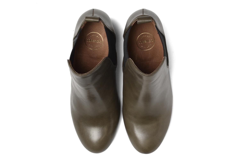 Bottines et boots Made by SARENZA Winter Ski #2 Vert vue portées chaussures