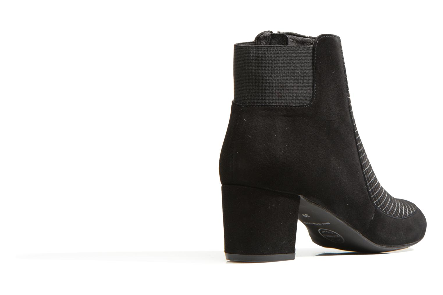 Ankle boots Made by SARENZA Pop Party #9 Black front view