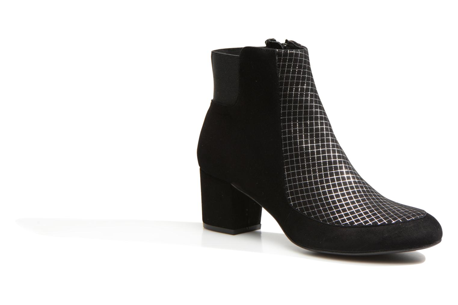 Ankle boots Made by SARENZA Pop Party #9 Black view from the right