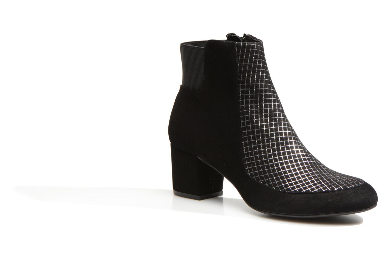 Stiefeletten & Boots Made by SARENZA Pop Party #9 schwarz ansicht von rechts