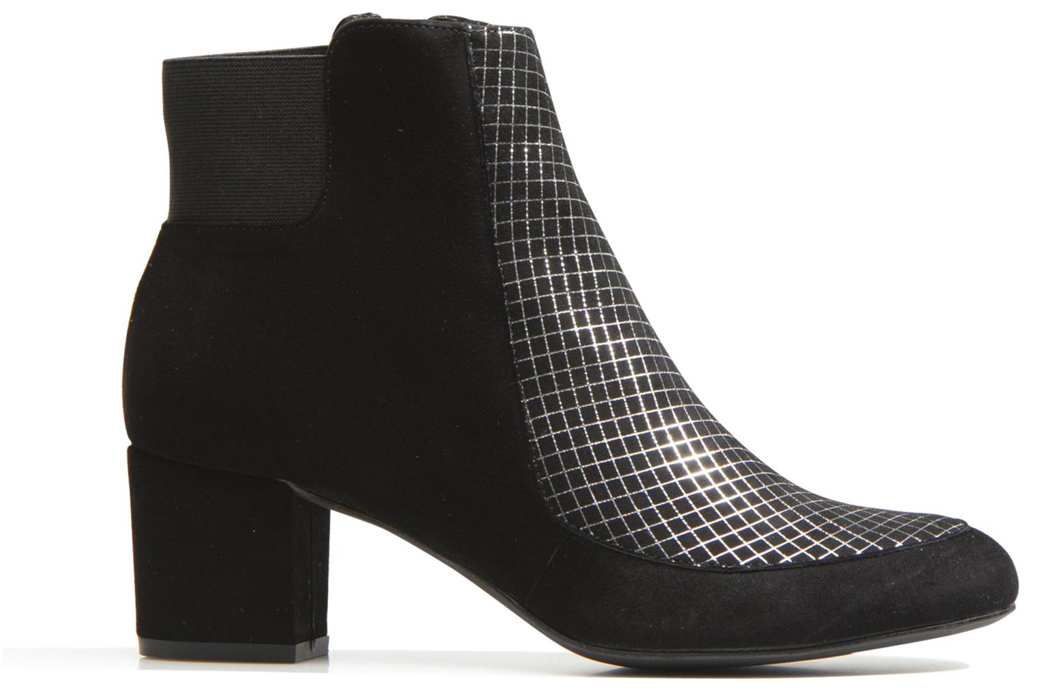 Ankle boots Made by SARENZA Pop Party #9 Black detailed view/ Pair view