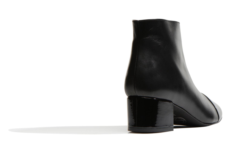 Bottines et boots Made by SARENZA Donut hut #7 Noir vue face