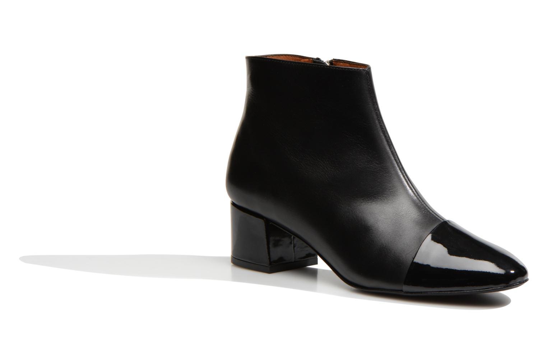 Bottines et boots Made by SARENZA Donut hut #7 Noir vue droite