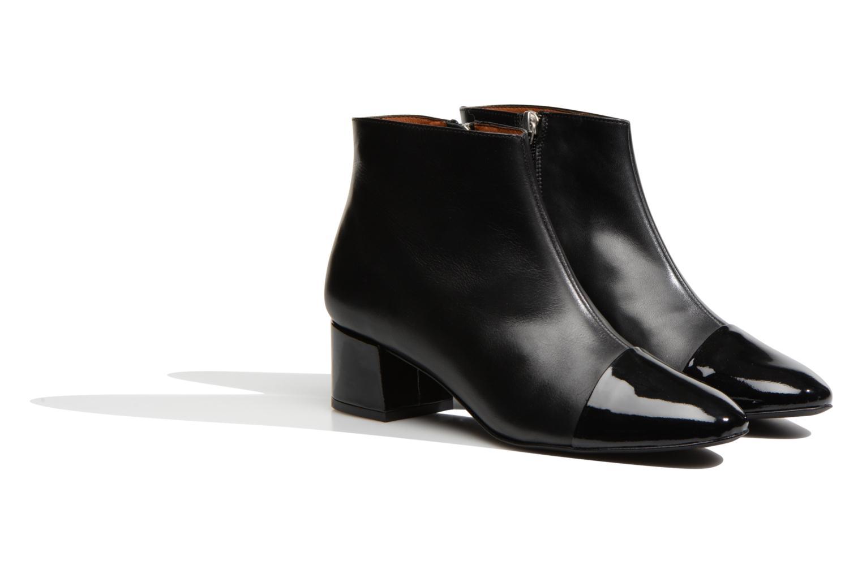 Bottines et boots Made by SARENZA Donut hut #7 Noir vue derrière
