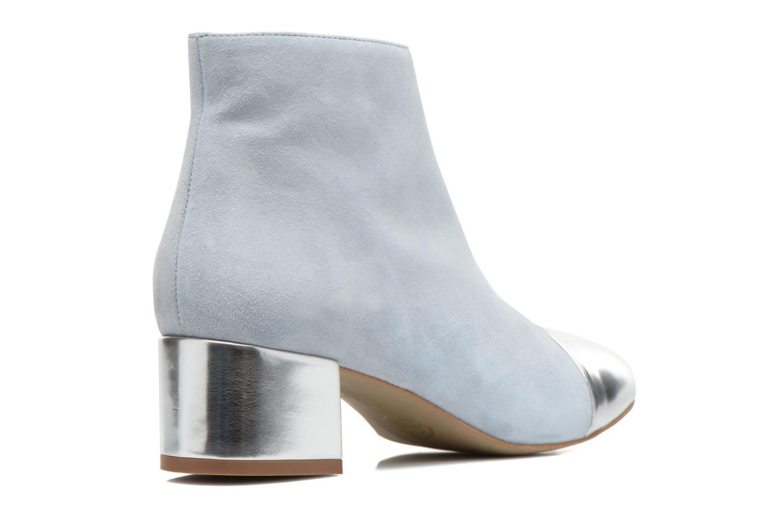 Bottines et boots Made by SARENZA Donut hut #7 Bleu vue face