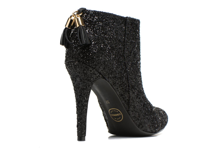 Bottines et boots Made by SARENZA Smoking Simone #5 Noir vue face