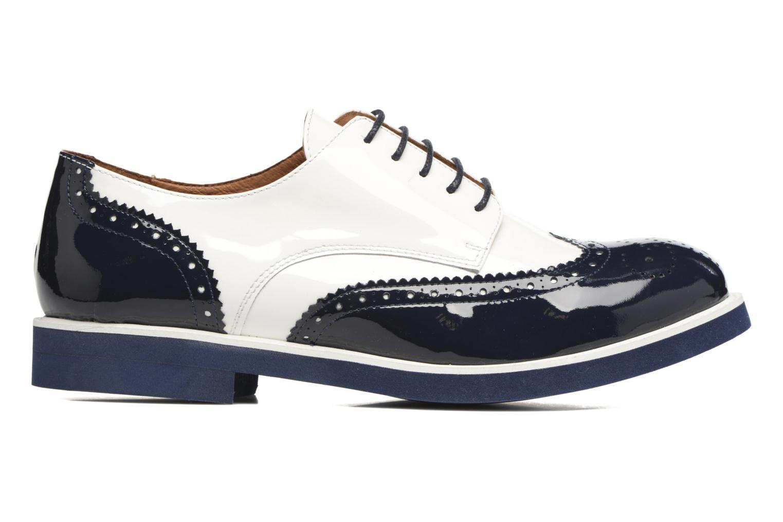 Chaussures à lacets Made by SARENZA Partygloo #3 Blanc vue détail/paire