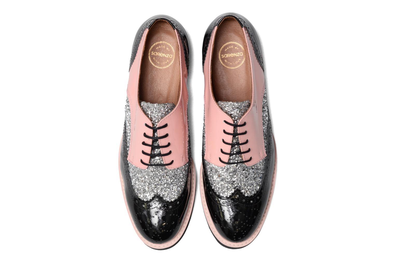 Schnürschuhe Made by SARENZA Busy Girl Chaussures à Lacets #3 mehrfarbig schuhe getragen