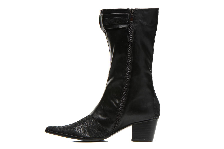 Stiefeletten & Boots Madison Ayoni schwarz ansicht von vorne