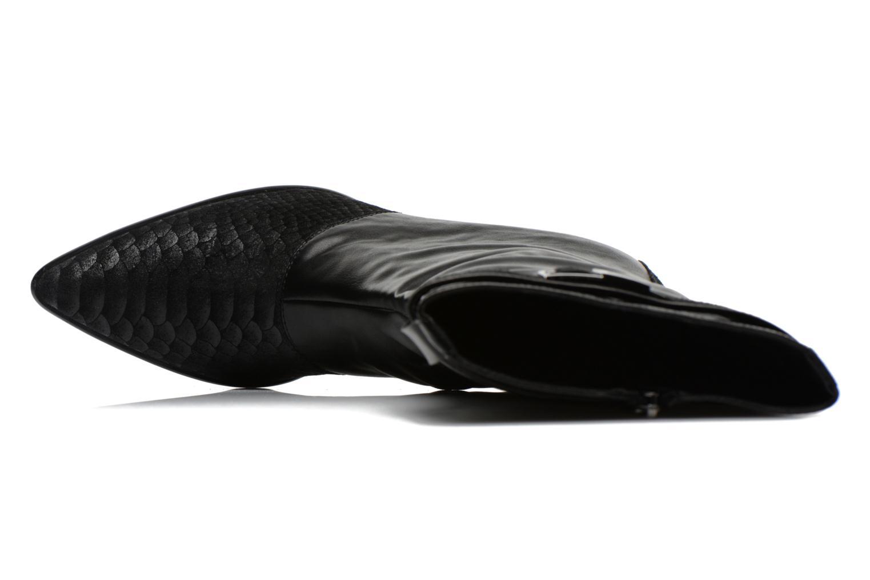Stiefeletten & Boots Madison Ayoni schwarz ansicht von links