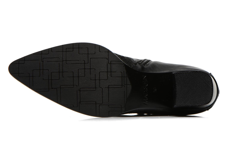 Stiefeletten & Boots Madison Ayoni schwarz ansicht von oben