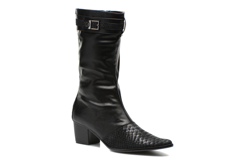 Stiefeletten & Boots Madison Ayoni schwarz detaillierte ansicht/modell