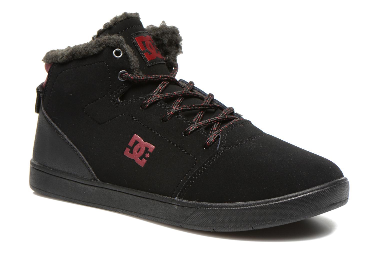 Dark Navy DC Shoes CRISIS HIGH WNT (Bleu)