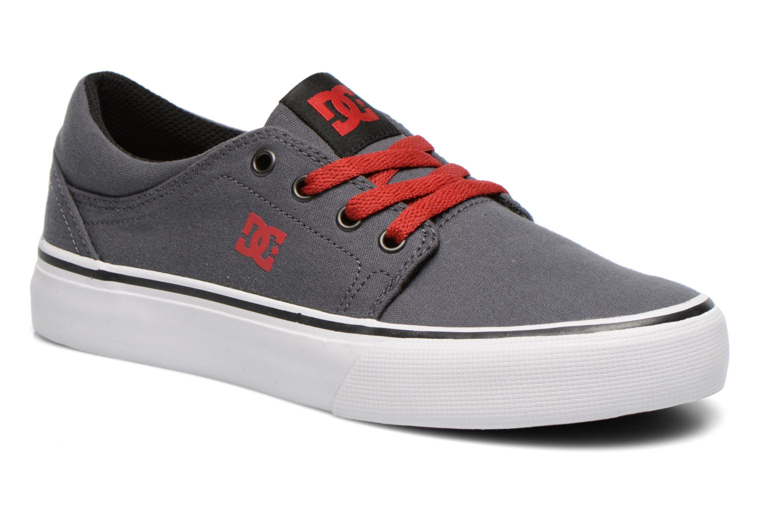 Navy DC Shoes TRASE TX Kids (Bleu)