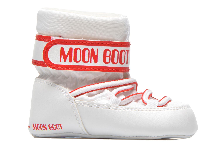 Stivali Moon Boot Moon Boot Crib Bianco immagine posteriore