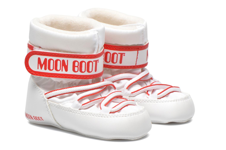 Stivali Moon Boot Moon Boot Crib Bianco vedi dettaglio/paio