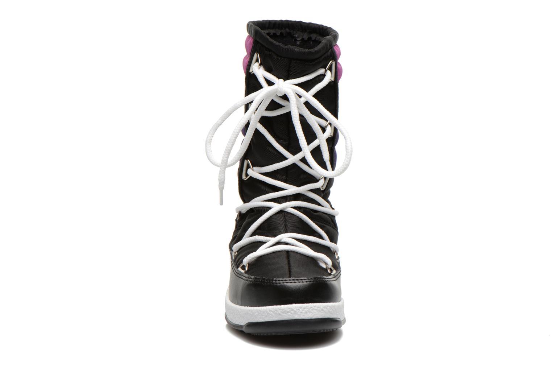 Laarzen Moon Boot Moon Boot Quilted Jr Wp Zwart model