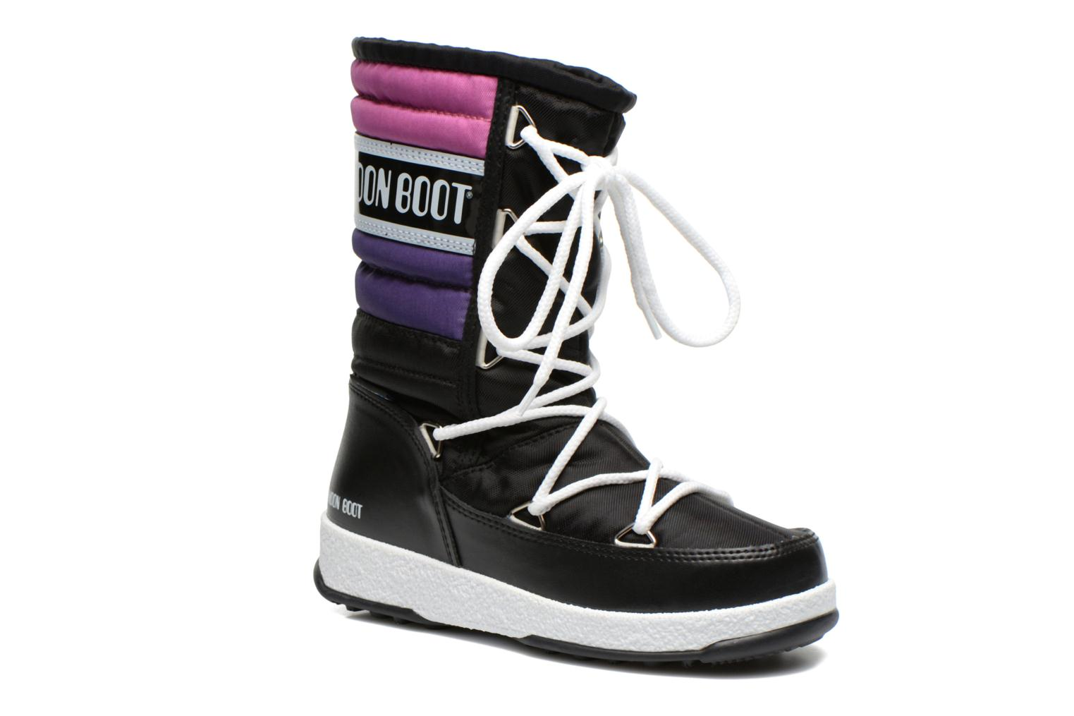 Bottes Moon Boot Moon Boot Quilted Jr Wp pour Enfant w530YDGA